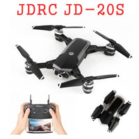 Eachine JD-20S Drone pliable 2MP HD WiFi FPV-18 minutes temps de vol RC Quadcopter RTF
