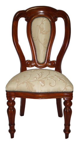 Admiralty Upholstered Back Dining Chair - High Back