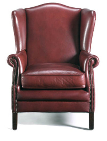Dutch Plain Wing Chair