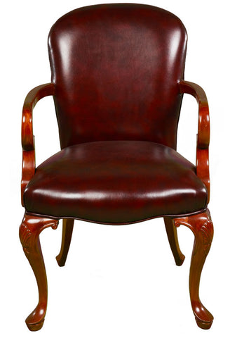 Goose neck Occasional Armchair