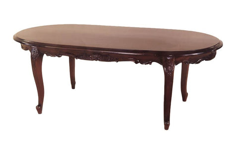 Cabriole Leg Coffee Table