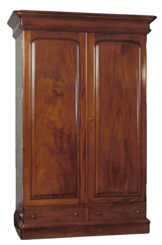 Double Door Victorian Wardrobe