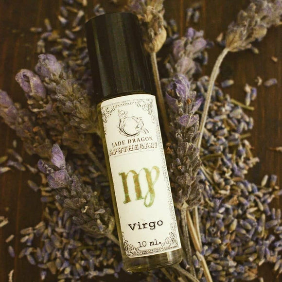 VIRGO Zodiac Sign Roll-On Oil