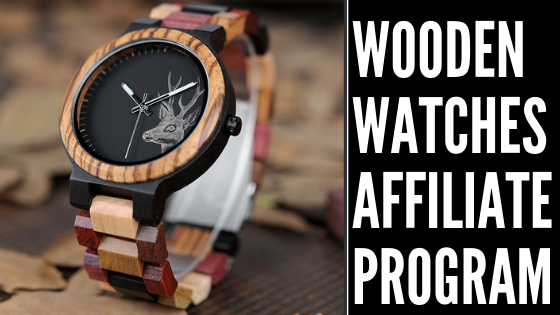 Best Wooden Watches Affiliate Program