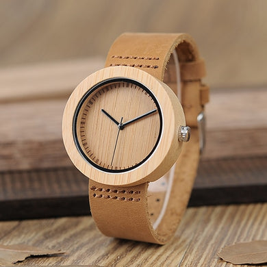 Womens Wooden Watch - Fashion Limited