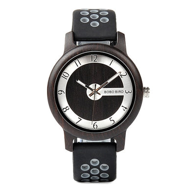 Men & Women Wooden Watch - Active Watch