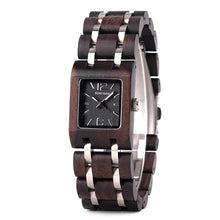 Load image into Gallery viewer, Womens Wooden Watch - Fashion Casual
