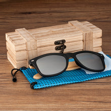 Load image into Gallery viewer, Beechwood Polarized Wooden Sunglasses