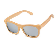 Load image into Gallery viewer, Carbonized Bamboo Wooden Sunglasses