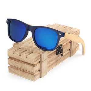 Beechwood Polarized Wooden Sunglasses