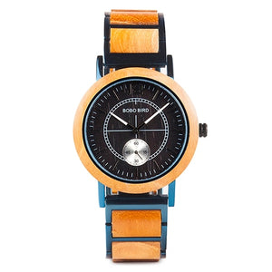 Womens Wooden Watch - Top Luxury