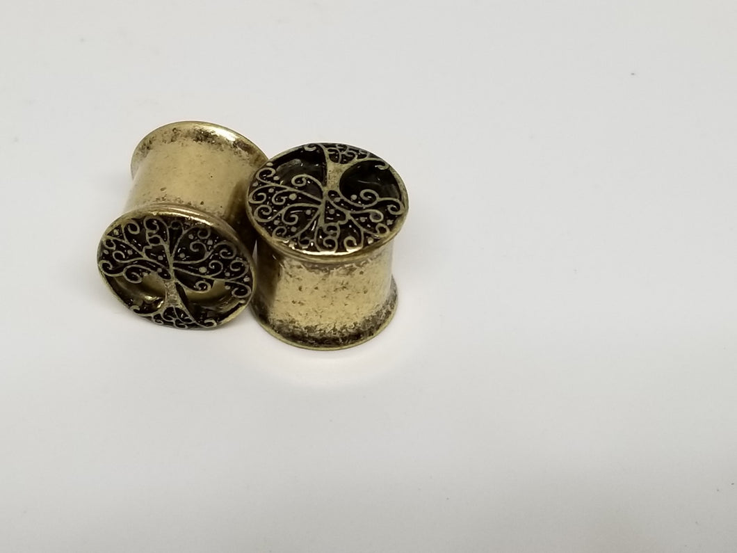 Brass Coated Tunnels