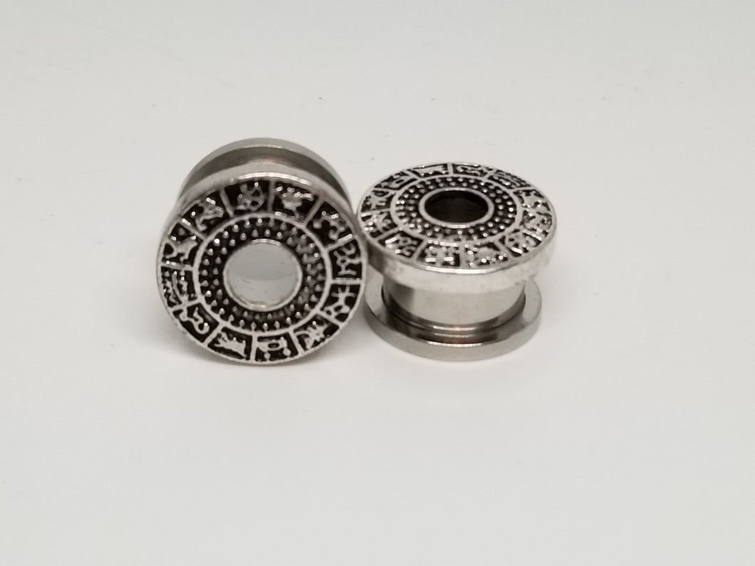 Threaded Steel Tunnels