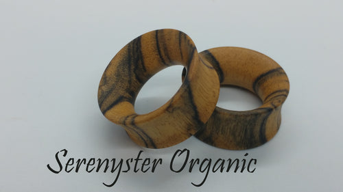 Black & White Ebony Tunnels