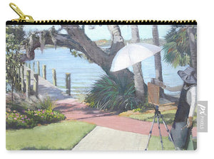 Bay Preserve Plein Air Painter - Carry-All Pouch