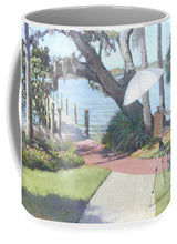 Bay Preserve Plein Air Painter - Mug