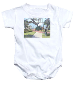 Bay Preserve Plein Air Painter - Baby Onesie