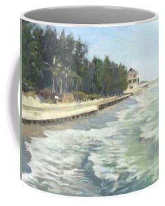 Blind Pass Road, Siesta Key - Mug