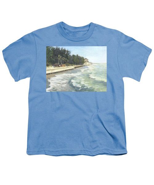 Blind Pass Road, Siesta Key - Youth T-Shirt