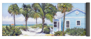 Blue Cottage On Siesta Key Beach, Access 3 - Yoga Mat