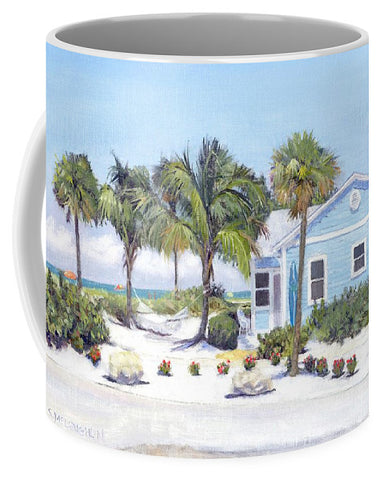 Blue Cottage On Siesta Key Beach, Access 3 - Mug