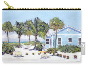 Blue Cottage On Siesta Key Beach, Access 3 - Carry-All Pouch