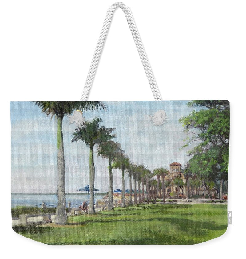 Ca'd'zan, Ringling Museum Of Art, Sarasota - Weekender Tote Bag