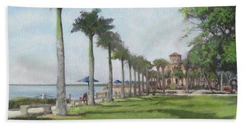 Ca'd'zan, Ringling Museum Of Art, Sarasota - Bath Towel