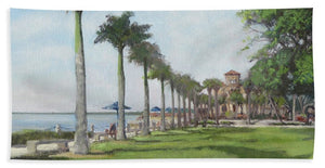 Ca'd'zan, Ringling Museum Of Art, Sarasota - Beach Towel