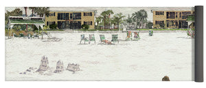 Casa Mar Condo Beachfront, Siesta Key - Yoga Mat