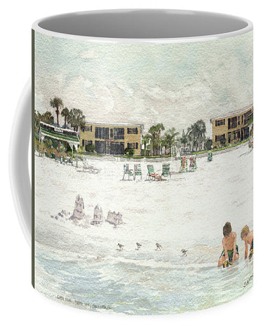 Casa Mar Condo Beachfront, Siesta Key - Mug