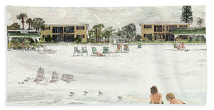 Casa Mar Condo Beachfront, Siesta Key - Bath Towel
