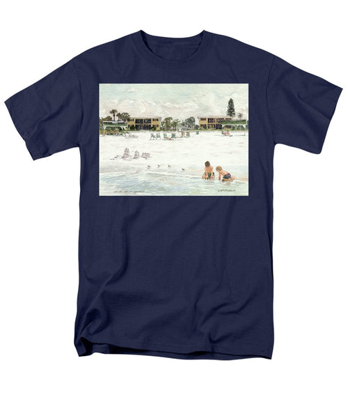 Casa Mar Condo Beachfront, Siesta Key - Men's T-Shirt  (Regular Fit)