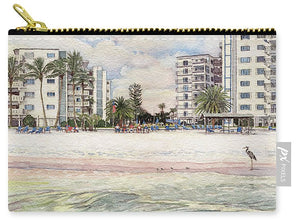 Jamaica Royal Condo, Beachfront, Siesta Key - Carry-All Pouch