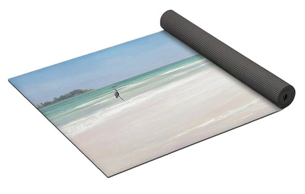 No. Siesta Key, Big Pass, So. Lido Beach - Yoga Mat