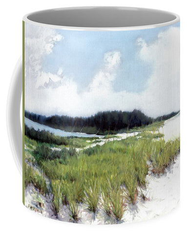 Palmer Point, Known As Midnight Pass, Siesta Key - Mug