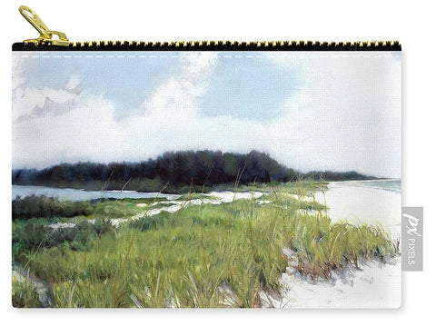 Palmer Point, Known As Midnight Pass, Siesta Key - Carry-All Pouch