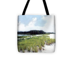 Palmer Point, Known As Midnight Pass, Siesta Key - Tote Bag