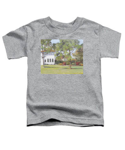 Phillippi Creek Mansion And Rose Garden - Toddler T-Shirt