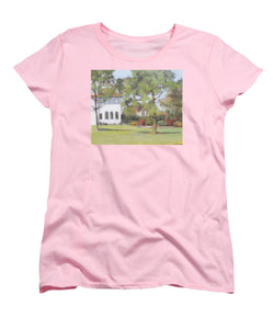 Phillippi Creek Mansion And Rose Garden - Women's T-Shirt (Standard Fit)