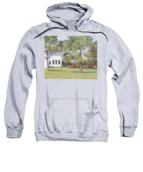 Phillippi Creek Mansion And Rose Garden - Sweatshirt