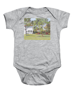 Phillippi Creek Mansion And Rose Garden - Baby Onesie