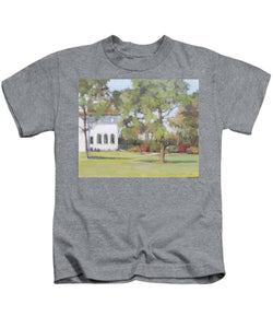Phillippi Creek Mansion And Rose Garden - Kids T-Shirt