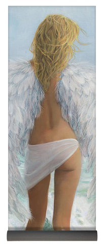 Siesta Key Beach Angel - Yoga Mat