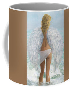 Siesta Key Beach Angel - Mug