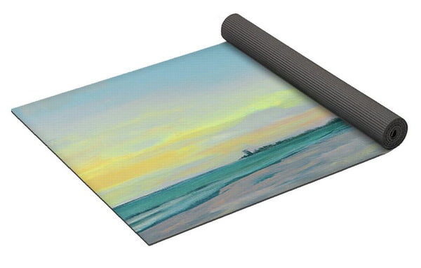 Siesta Key Beach At Dusk - Yoga Mat
