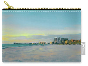 Siesta Key Beach At Dusk - Carry-All Pouch