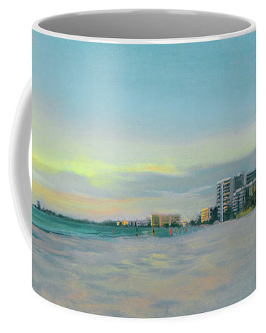 Siesta Key Beach At Dusk - Mug