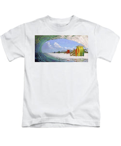 Siesta Key Curl - Kids T-Shirt