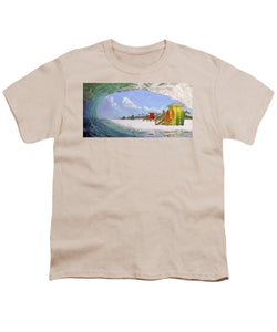 Siesta Key Curl - Youth T-Shirt